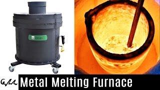 Metal Melting Furnace - Video Youtube