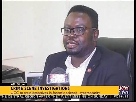 Crime Scene Investigations - AM News on JoyNews (17-4-18)