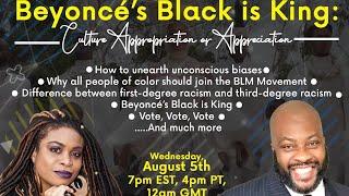 Beyoncé's Black is King: Culture Appropriation or Appreciation
