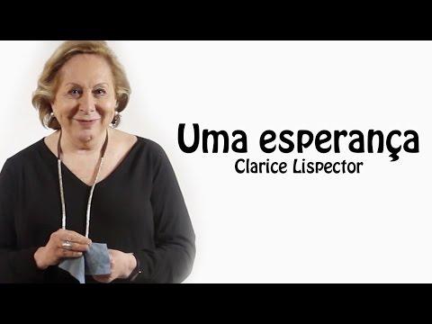 POEMA: Uma Esperança - Clarice Lispector por Aracy Balabanian