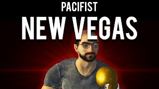 How to Beat New Vegas without Killing