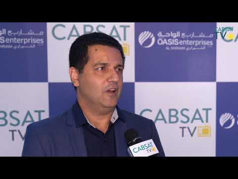 Gracenote talks to CABSAT TV at #CABSAT2019