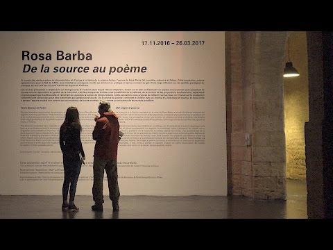 Rosa Barba : De la source au poème