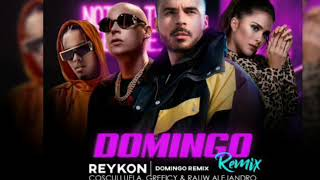 Reykon Domingo Remix Ft Cosculluela, Greeicy & Rauw Alegandro