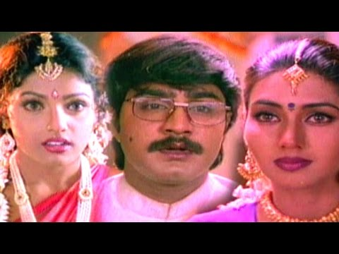 Hrudayamane Full Video Song    Pelli Sandadi Movie    Srikanth, Ravali, Deepthi Bhatnagar