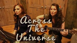 Across The Universe The Beatles Covered By <b>Alyse Black</b> + Robyn Cage