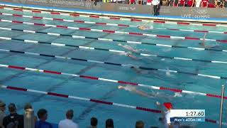 Chase Kalisz Swims Best Time In The World This Year In 400m IM | Summer Champions Series
