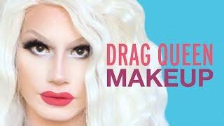 Drag Queen Makeup Tutorial