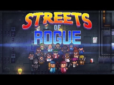 Streets of Rogue 2019 - Hilarious Sandbox Roguelite