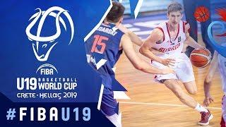 Russia v Serbia - Full Game - FIBA U19 Basketball World Cup 2019