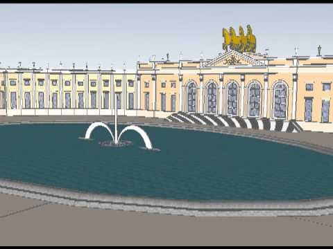 3D Schönbrunn First Project