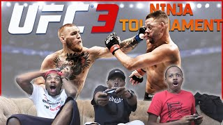 Things Get Heated In The FINALS. Dion Goes Double Or Nothing With The Champ! (UFC 3)