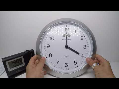 Ultranatura RC-50 - Orologio da Parete Radiocomandato (recensione ITA)