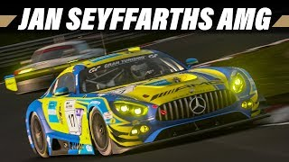 GT SPORT Let's Play Deutsch – In Jan Seyffarths AMG GT3 | Gran Turismo 4K Online Gameplay German