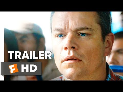 Downsizing Teaser Trailer #1 (2017)   Movieclips Trailers