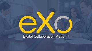 eXo Platform video