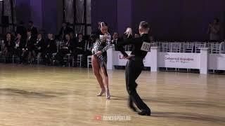 Шарковский Егор - Клименко Виталина, Pasodoble, Сибирский Марафон 2020