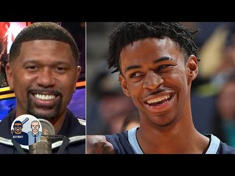 Jalen Rose is impressed with Grizzlies rookie Ja Morant   Jalen & Jacoby