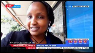 Kenyans give their view on the current food crisis