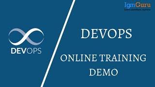 DevOps Online Training Demo Video by IgmGuru