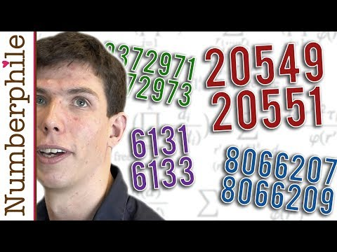 Twin Prime Conjecture - Numberphile