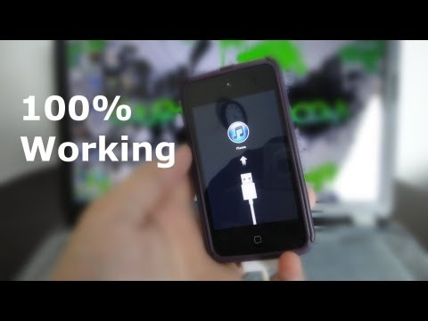 How To Fix Recovery Mode Loop OR iTunes Logo on iPhone, iPad and iPod Touch