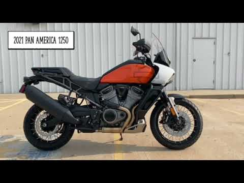 2021 HARLEY-DAVIDSON® RA1250S PAN AMERICA 1250 SPECIAL