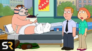 15 Family Guy Deleted Scenes Everyone Needs To See
