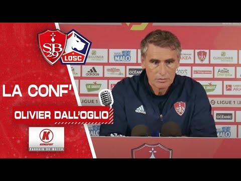 Brest - Lille | Conférence de presse d'avant-match