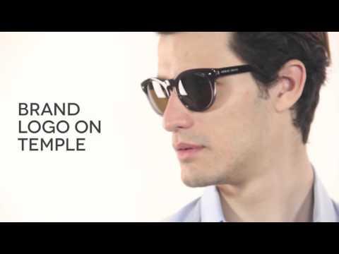 Giorgio Armani AR8055 Polarized SunglassesReview | Vision Direct