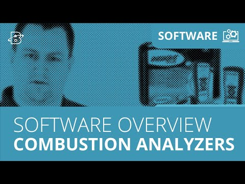 Bacharach's Fyrite Software | Overview for Combustion Analyzers