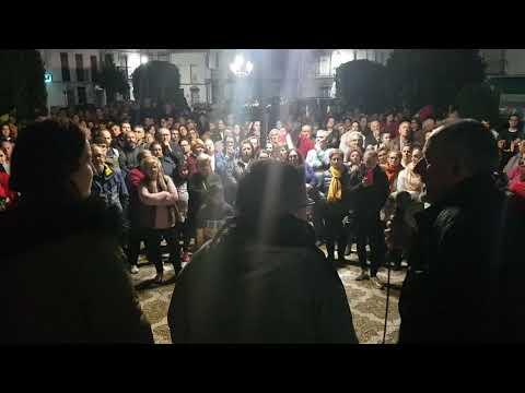 Resumen Asamblea histórica del martes 4 de febrero de 2020 en la plaza