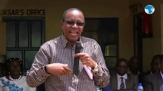 PS Kibicho slams team Tangatanga