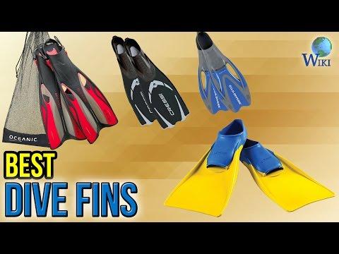10 Best Dive Fins 2017