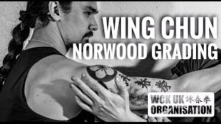 preview picture of video 'WCKUK Norwood - Wing Chun 1st Grading'
