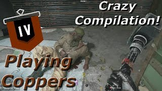 Crazy Copper Compilation! Road To Copper - Rainbow Six Siege Funny Moments