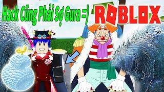 Roblox - Mua Haki Vũ Trang Đánh Buggy Dùng Trái Gura Tạo Sóng Thần Thổi Bay Hack | Ro-Piece