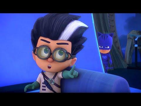 PJ Masks Episodes | Romeo invades PJ Masks HQ | Cartoons for Children