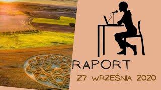 """URSZULA KANAŁ, KTÓRY PUBLIKUJĘ NA BIEŻĄCO DZIŚ AFERA: Co się dzieje """"za kurtyną"""" w świecie ufologii.. Raport 27 września 2020"""