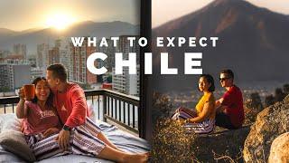 The Chilean, Chile