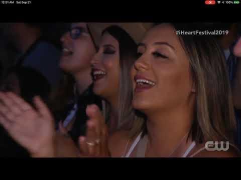 2019 I heart radio festival Backstreet Boys
