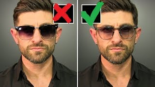 3 Reasons You're Wearing The WRONG Sunglasses & Frames! (NOT Your Face Shape)