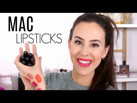 Amplified Lipstick by MAC #2
