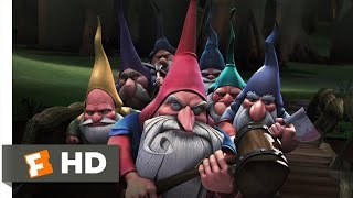 Happily N'Ever After (7/10) Movie CLIP - The Seven Dwarves (2006) HD