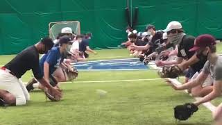 Lou Colon's Infield Clinic | Baseball Drills For Infielders