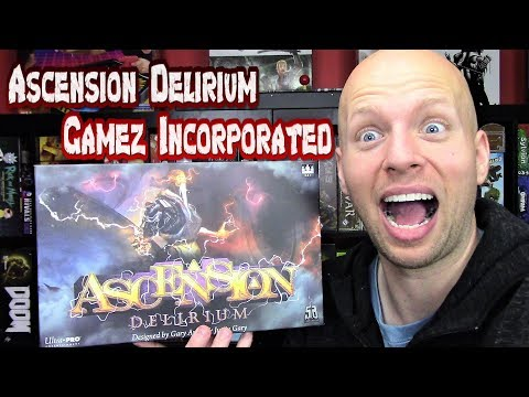 Ascension Delirium - Gamez Incorporated