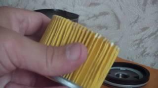 Масляный фильтр Чери Кимо