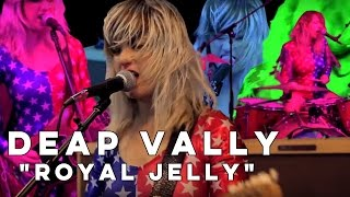 "Deap Vally ""Royal Jelly"" LIVE at the BlindBlindTiger Speakeasy"