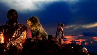 Decamillenium  Fantasy Animation  Full Movie  English Subtitle HD