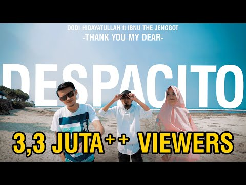 DESPACITO - HADIAH LEBARAN UNTUK PASANGAN (Baper Version) Thank You My Dear (COVER)